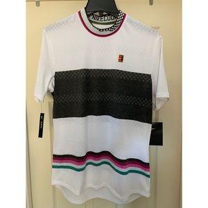 Nike Court Challenger Crew Tennis Shirt